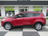 2018 Ruby Red Ford Escape SEL #134442612