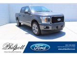 2019 Magnetic Ford F150 XL SuperCrew #134442566