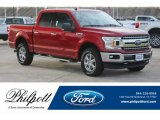 2019 Ruby Red Ford F150 XLT SuperCrew 4x4 #134442564