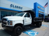2019 Chevrolet Silverado 5500HD Work Truck Regular Cab Dump Truck