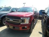 2019 Ruby Red Ford F150 XLT SuperCrew 4x4 #134442679