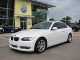2008 Alpine White BMW 3 Series 335i Coupe #13441226