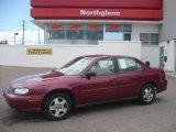 2004 Sport Red Metallic Chevrolet Classic  #13428090