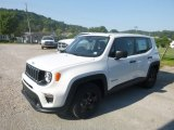 2019 Alpine White Jeep Renegade Sport #134461143