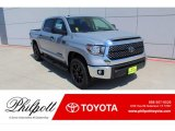 2019 Cement Toyota Tundra SR5 CrewMax 4x4 #134461174