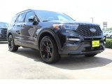 2020 Ford Explorer ST 4WD Data, Info and Specs