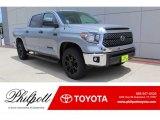 2019 Cement Toyota Tundra SR5 CrewMax 4x4 #134486651