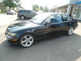 2005 Black Sapphire Metallic BMW 3 Series 325i Coupe #134486542