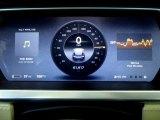 2013 Tesla Model S P85 Performance Gauges