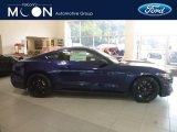 2019 Kona Blue Ford Mustang Shelby GT350 #134486630
