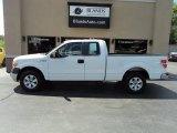 2014 Oxford White Ford F150 XL SuperCab #134520601