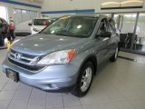 2011 Glacier Blue Metallic Honda CR-V EX #134541749