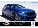 2020 Portimao Blue Metallic BMW 3 Series M340i Sedan #134559956