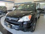 2007 Nighthawk Black Pearl Honda CR-V LX 4WD #134577112