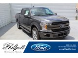 2019 Magnetic Ford F150 Lariat SuperCrew #134577070