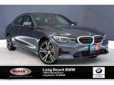 2019 Mineral Gray Metallic BMW 3 Series 330i Sedan #134577085