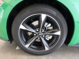 2019 Ford Mustang EcoBoost Convertible Wheel
