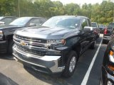 2019 Shadow Gray Metallic Chevrolet Silverado 1500 LT Double Cab 4WD #134588829