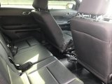 2017 Ford Explorer Police Interceptor AWD Ebony Black Interior