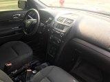2017 Ford Explorer Police Interceptor AWD Dashboard