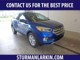 2019 Lightning Blue Ford Escape SE 4WD #134588822