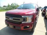 2019 Ruby Red Ford F150 XLT SuperCrew 4x4 #134602133