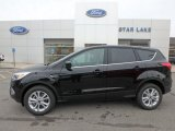 2019 Agate Black Ford Escape SE 4WD #134623301