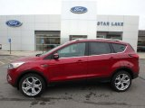 2019 Ruby Red Ford Escape Titanium 4WD #134623300