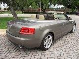 2008 Alpaka Beige Metallic Audi A4 2.0T Cabriolet #134641038