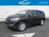 2016 Kona Coffee Metallic Honda CR-V EX AWD #134640832