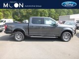 2019 Magnetic Ford F150 Lariat SuperCrew 4x4 #134641026