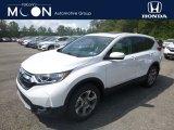 2019 Platinum White Pearl Honda CR-V EX-L #134641023