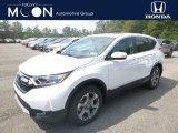 2019 Platinum White Pearl Honda CR-V EX-L #134641021