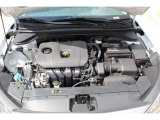 Hyundai Elantra Engines