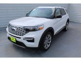 2020 Ford Explorer Platinum 4WD Data, Info and Specs