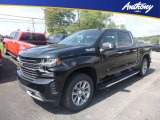 2019 Black Chevrolet Silverado 1500 High Country Crew Cab 4WD #134666627