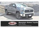 2019 Magnetic Gray Metallic Toyota Tundra SR5 CrewMax 4x4 #134666319