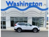 2019 Platinum White Pearl Honda CR-V LX AWD #134666422