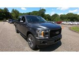 2019 Magnetic Ford F150 XL SuperCrew 4x4 #134686765