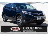 2016 Obsidian Blue Pearl Honda CR-V LX #134690713