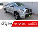 2019 Magnetic Gray Metallic Toyota Tundra Limited CrewMax 4x4 #134690795