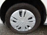 Mitsubishi Mirage 2018 Wheels and Tires