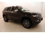 2017 Luxury Brown Pearl Jeep Grand Cherokee Limited 4x4 #134709075