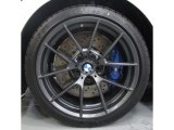 BMW M4 2020 Wheels and Tires
