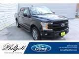 2019 Magma Red Ford F150 Lariat SuperCrew #134726110