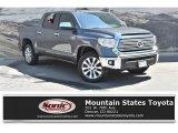 2016 Magnetic Gray Metallic Toyota Tundra Limited CrewMax 4x4 #134726031