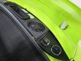 2018 Porsche 911 Turbo S Cabriolet 3.8 Liter DFI Twin-Turbocharged DOHC 24-Valve VarioCam Plus Horizontally Opposed 6 Cylinder Engine