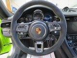 2018 Porsche 911 Turbo S Cabriolet Steering Wheel