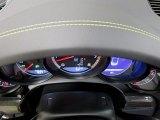 2018 Porsche 911 Turbo S Cabriolet Gauges