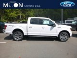 2019 Oxford White Ford F150 XLT SuperCrew 4x4 #134742622